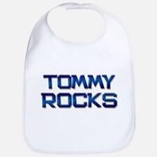 tommy rocks Bib