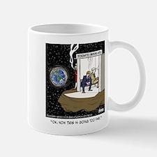 Designated Smoking Area Mug