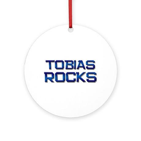 tobias rocks Ornament (Round)