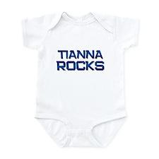 tianna rocks Onesie