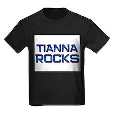 tianna rocks T