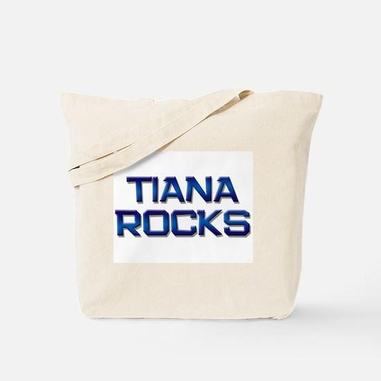 tiana rocks Tote Bag