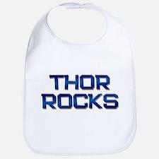 thor rocks Bib