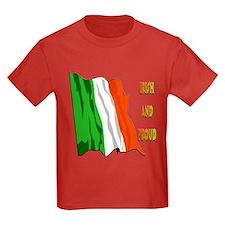 Irish Flag T