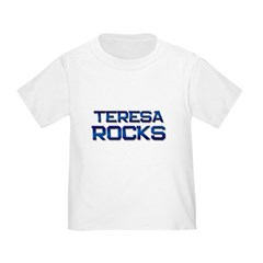 teresa rocks T