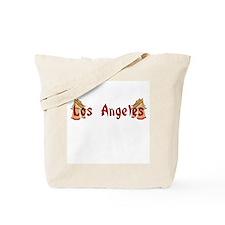 Los Angeles, China Tote Bag