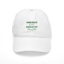 Nigerian Christian Baseball Cap