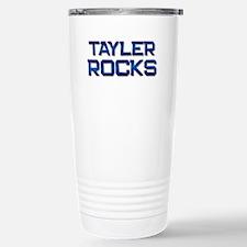 tayler rocks Stainless Steel Travel Mug