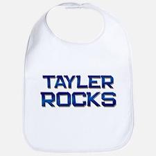 tayler rocks Bib