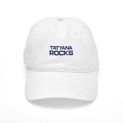 tatyana rocks Baseball Cap