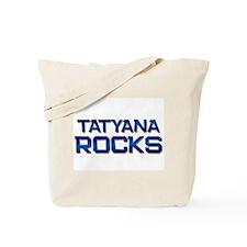 tatyana rocks Tote Bag