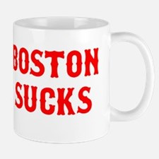 Boston Sucks Mug