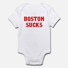 Boston Sucks Infant Bodysuit