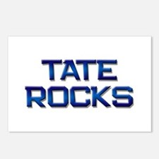 tate rocks Postcards (Package of 8)