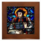 St vincent ferrer Framed Tiles