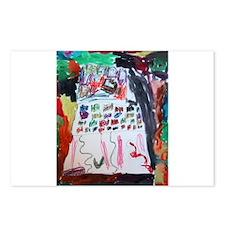 Lauren Gill Postcards (Package of 8)