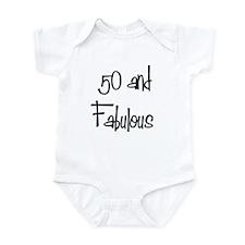 50 and Fabulous Infant Bodysuit