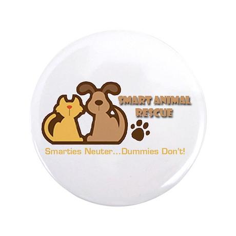 "Smart Petz Animal Rescue 3.5"" Button"