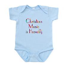 Christian Infant Bodysuit