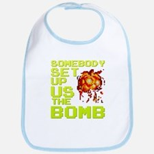 Zero Wing Bomb Bib