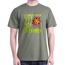 Zero Wing Bomb T-Shirt