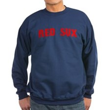 Red Sux red logo Sweatshirt