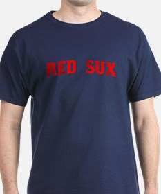 Red Sux red logo T-Shirt