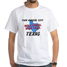 gun barrel city texas - been there, done that Whit