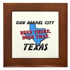 gun barrel city texas - been there, done that Fram