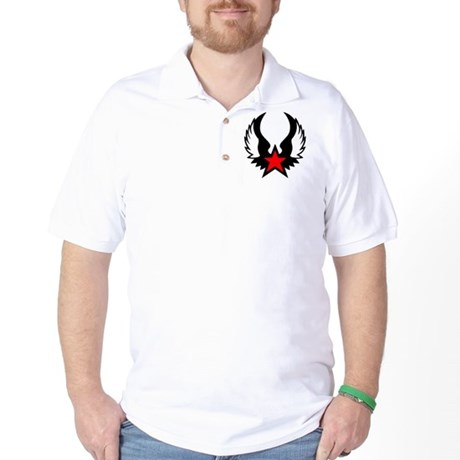 Star - Wings Golf Shirt
