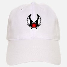 Star - Wings Baseball Baseball Cap