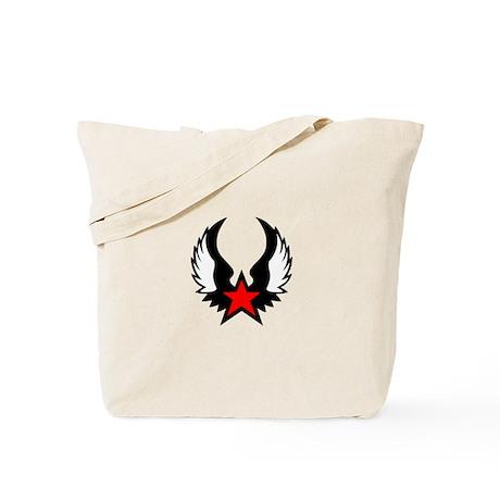 Star - Wings Tote Bag