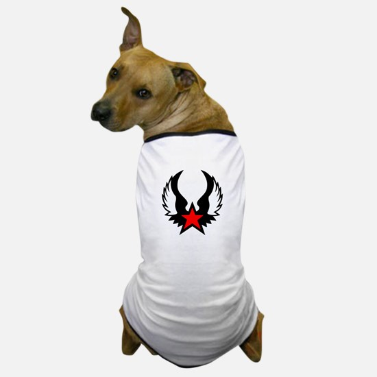 Star - Wings Dog T-Shirt