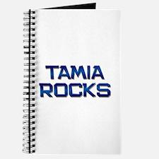 tamia rocks Journal