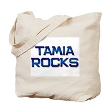 tamia rocks Tote Bag