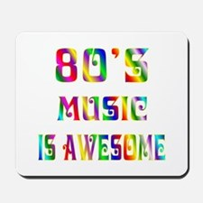 80's Music Mousepad