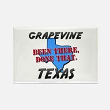 grapevine texas - been there, done that Rectangle