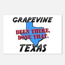 grapevine texas - been there, done that Postcards