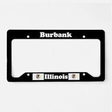 Burbank, IL License Plate Holder