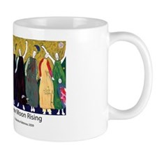 New Moon Rising Coffee Small Mugs