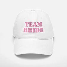 Team Bride Baseball Baseball Cap
