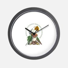 Cute Mohammad Wall Clock