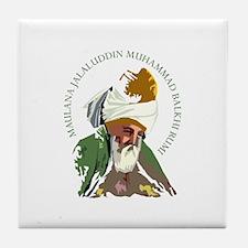 Cute Mohammad Tile Coaster
