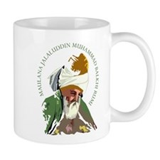 rumi-enlarge Mugs