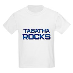 tabatha rocks T-Shirt