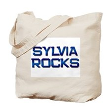 sylvia rocks Tote Bag