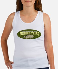 Fishing Trip Women's Tank Top