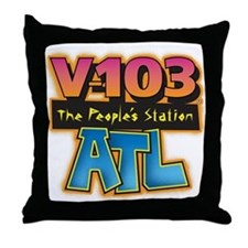 V-103 ATL Throw Pillow