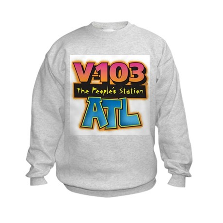V-103 ATL Kids Sweatshirt