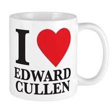 I Love Edward Cullen Mug